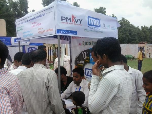 ITRC ने किया फर्नीचर एवं फीटिंग के क्षेत्र में कौशल विकास प्रशिक्षण हेतु जागरूकता शिविर का आयोजन