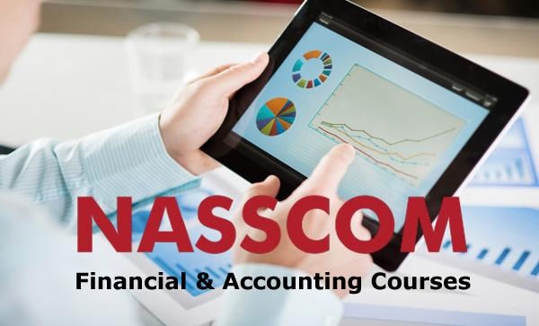 Nasscom: Launced Finance & Accounting Courses.