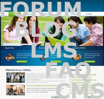 Education Institute Website Fate