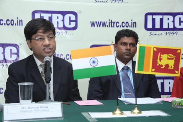 ITRC plans 12 learning center in Srilanka